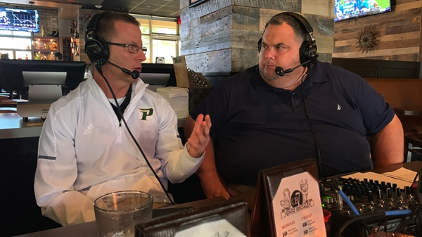 Listen to the Inside Pinecrest Football Show every Monday night
